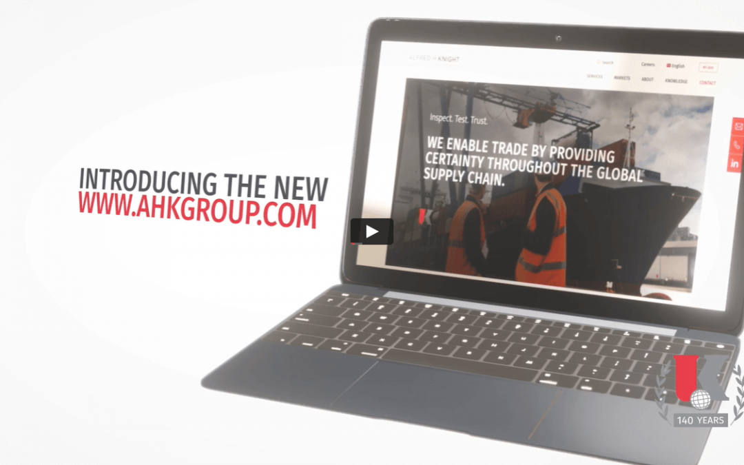 Alfred H Knight Launches New Website