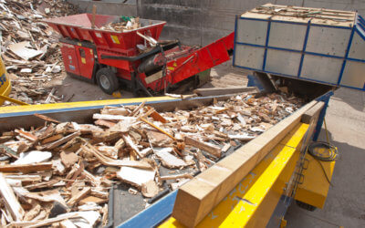 Exports of waste wood products decrease as UK markets grow