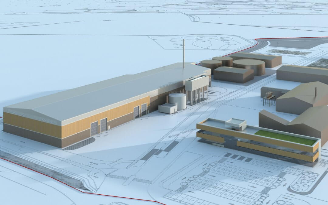 ECO submit plans for Dorset energy recovery facility