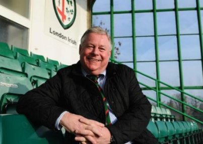 Powerday extend their support of London Irish for a ninth season