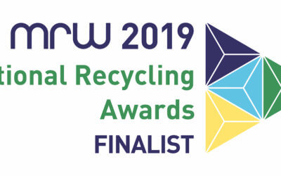 WRA shortlisted in National Recycling Awards