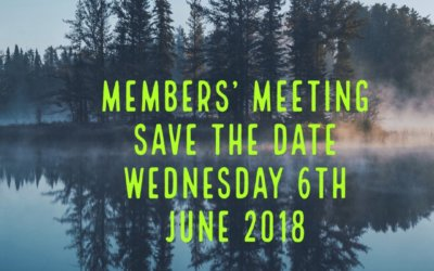 Join us at our summer meeting in Scotland