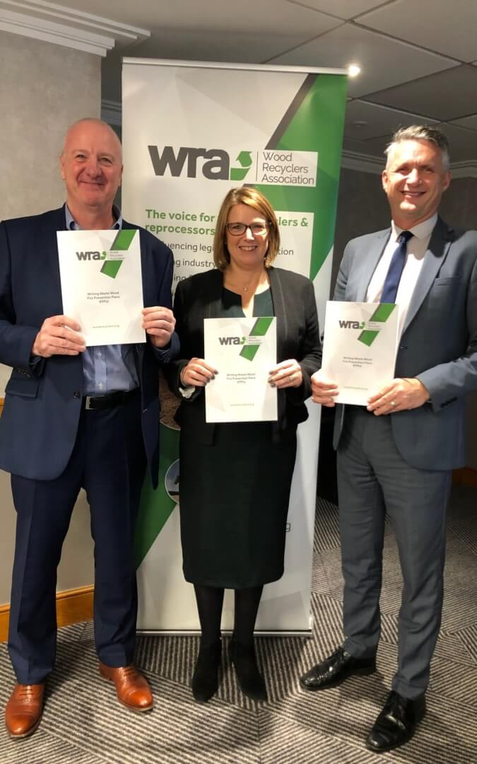 WRA officially launches its Fire Prevention Plan Guide