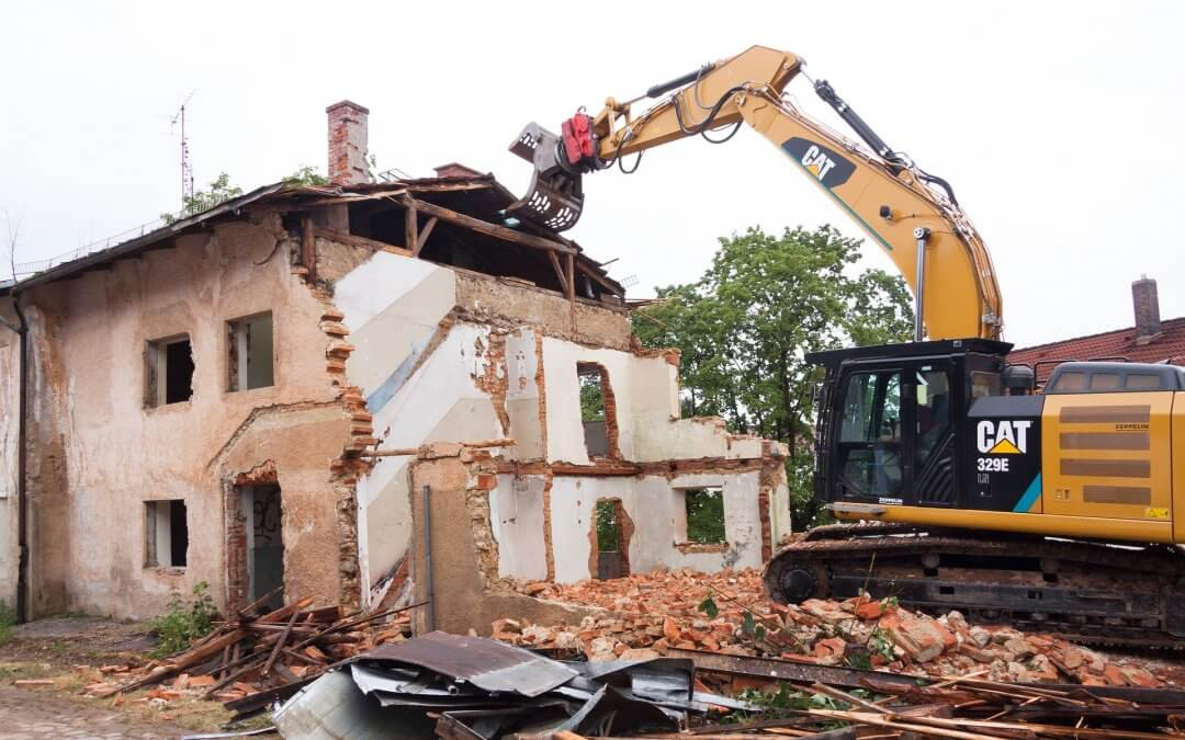 Demolition contractors urged to take part in sampling process before it's too late